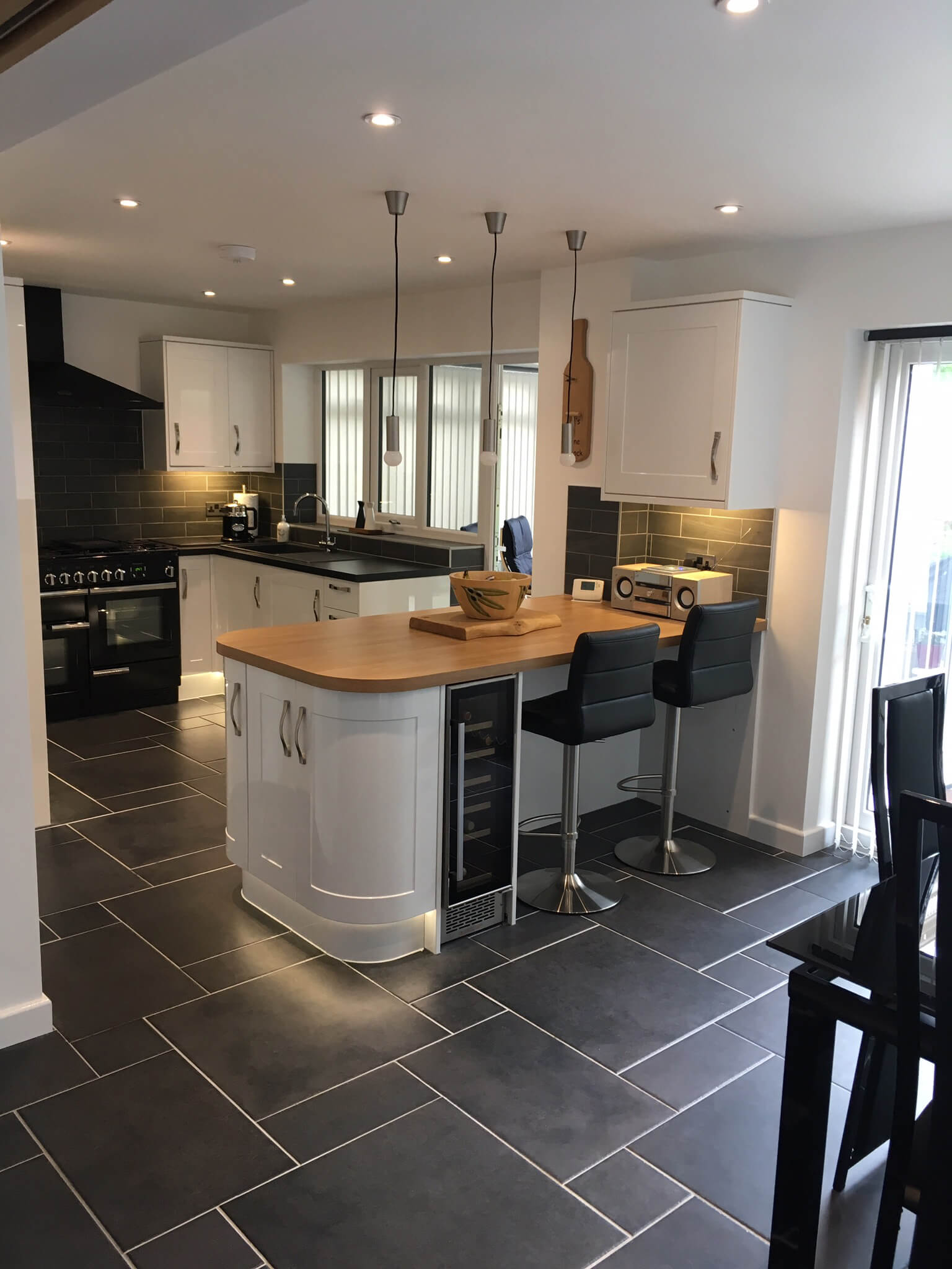 JLS Design & Build Joinery Manufacturer and Building Contractor in Coventry and Warwickshire Modern Kitchen