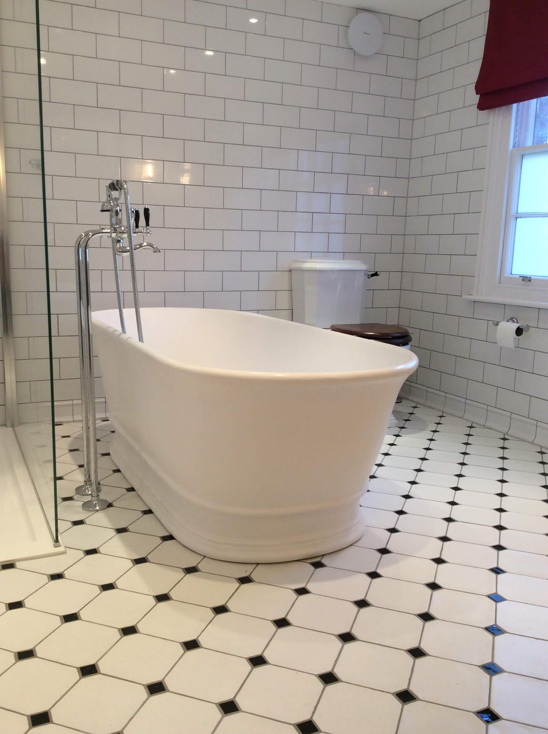 "Traditional ""Imperial"" Bathroom Installation"