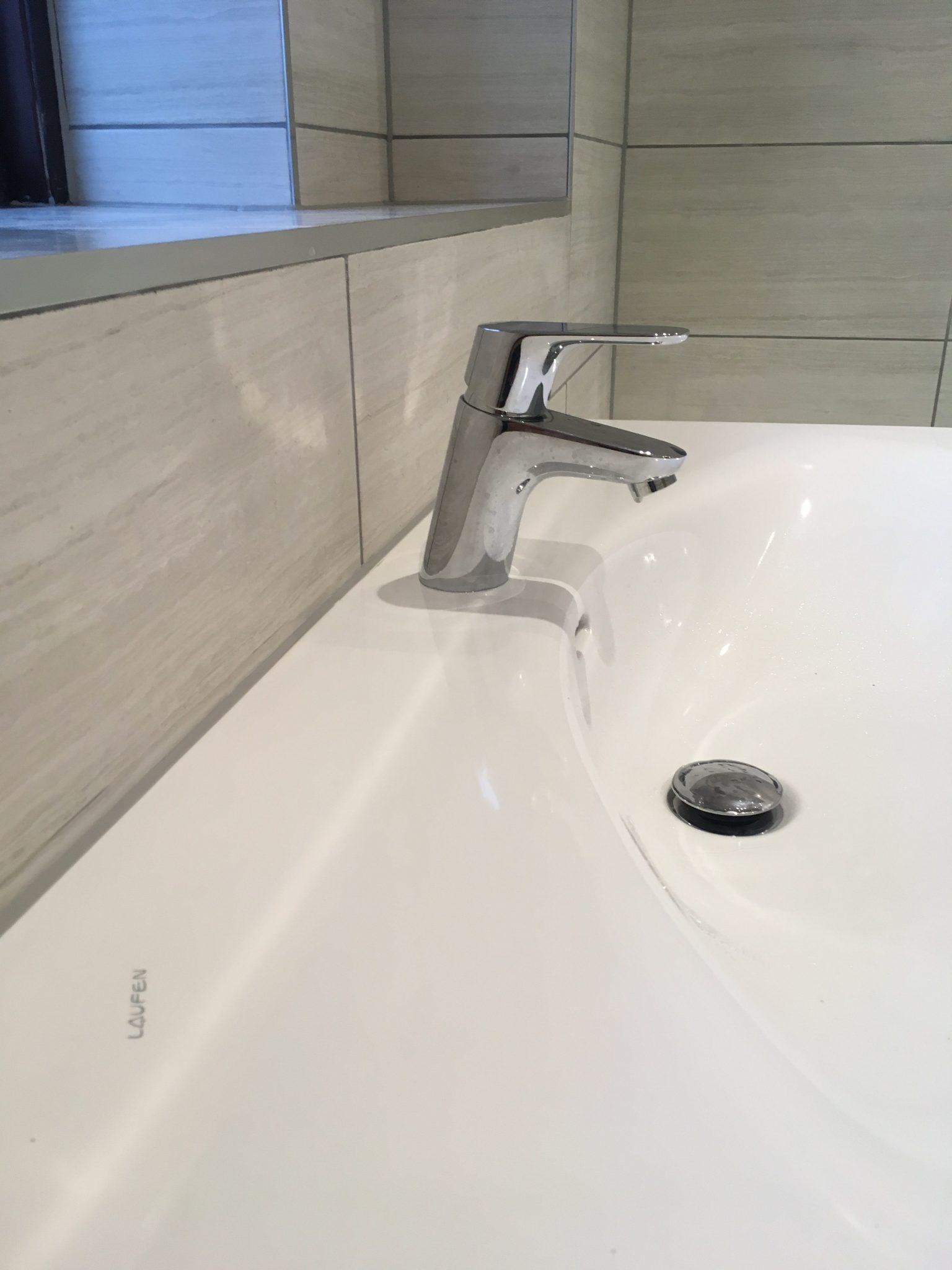 """Laufen"" Bathroom Installation"